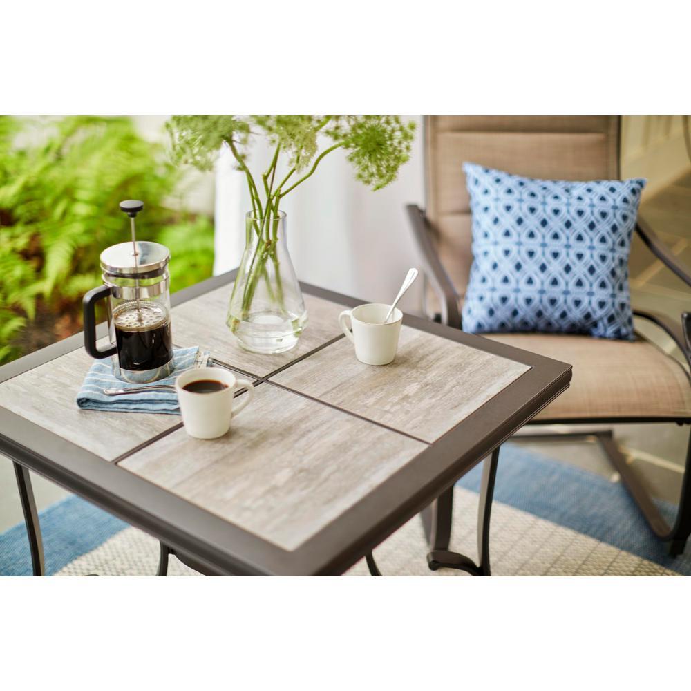 Crestridge Outdoor Bistro Table