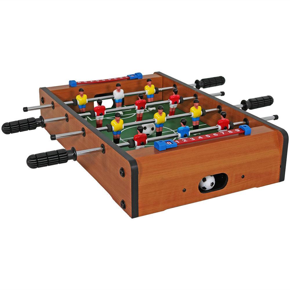 20 in. Tabletop Foosball Table