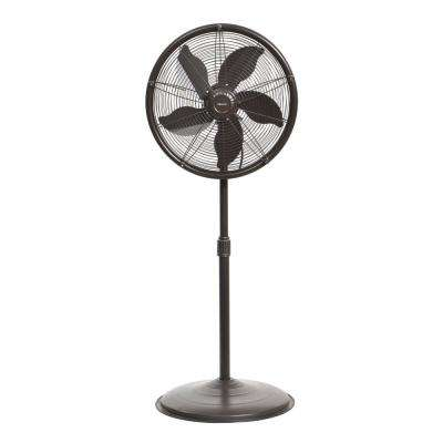 18 in. Outdoor Misting Fan