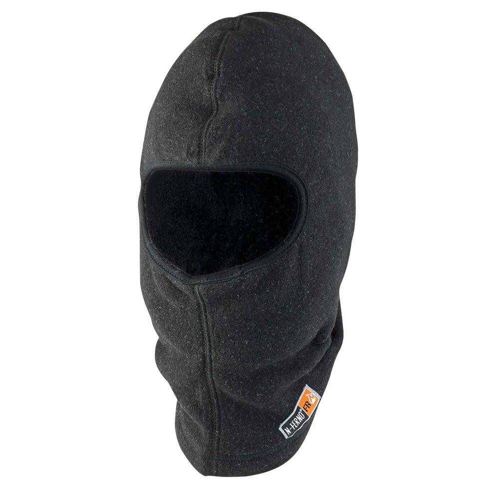 N-Ferno Black Nomex Balaclava Cap