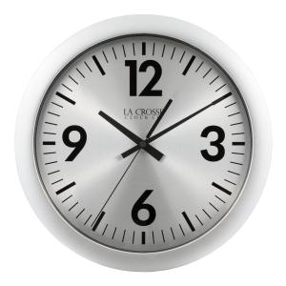 11.5 In. Jett Analog Quartz Wall Clock