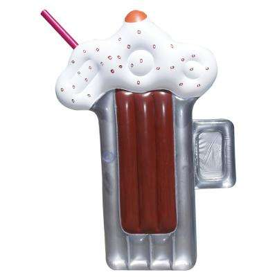 74 in. x 44 in. RootBeer Mug Pool Float