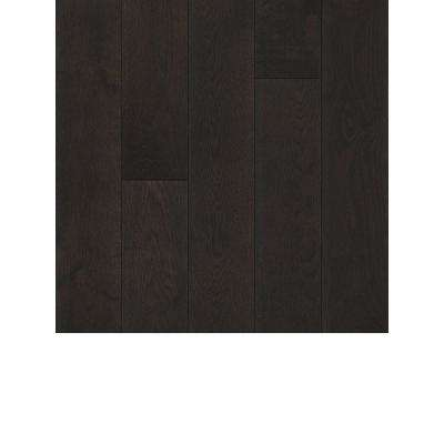 Take Home Sample - White Oak Shadow Solid Hardwood Flooring - 5 in. x 7 in.