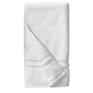 Turkish Cotton Ultra Soft Hand Towel in White