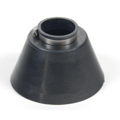 All Style Small Standard Std Storm Collar Flashing Fits Nominal Pipe Size Nps 1 1 4 In Dia 1 66 Od Round Pipe 701025 The Home Depot