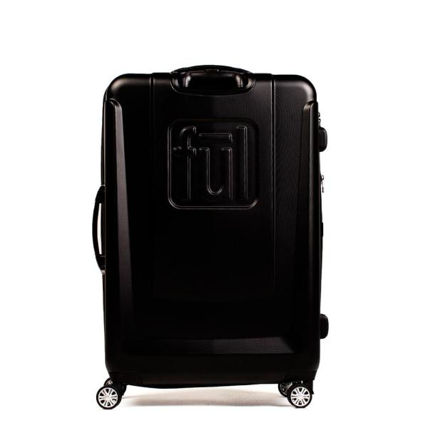Ful Load Rider 21in Spinner Rolling Luggage Suitcase, Aluminum Telescopic Pull