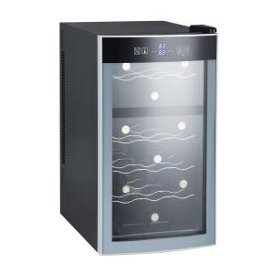 Avanti 18-Bottle Wine Cooler in Black by Avanti