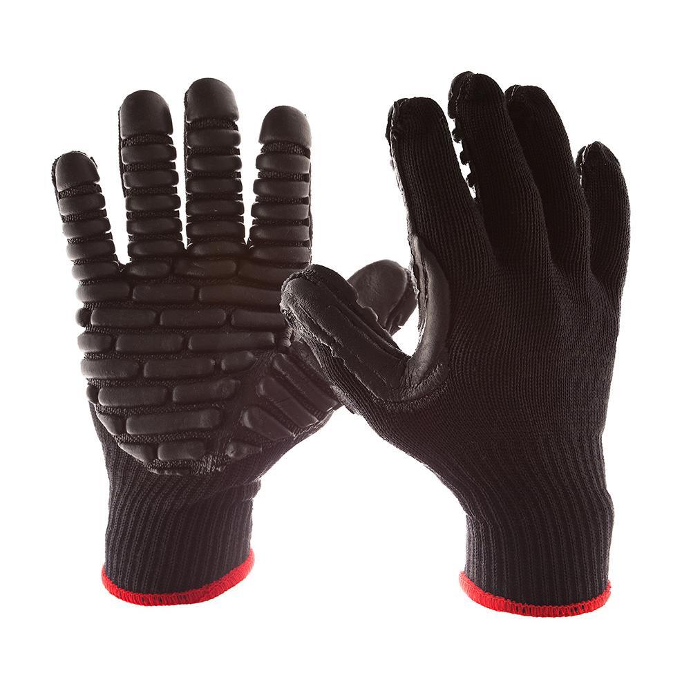 Full Fingered ANSI//ISO Certified Ergodyne ProFlex 9002 Anti-Vibration Work Gloves 2XL