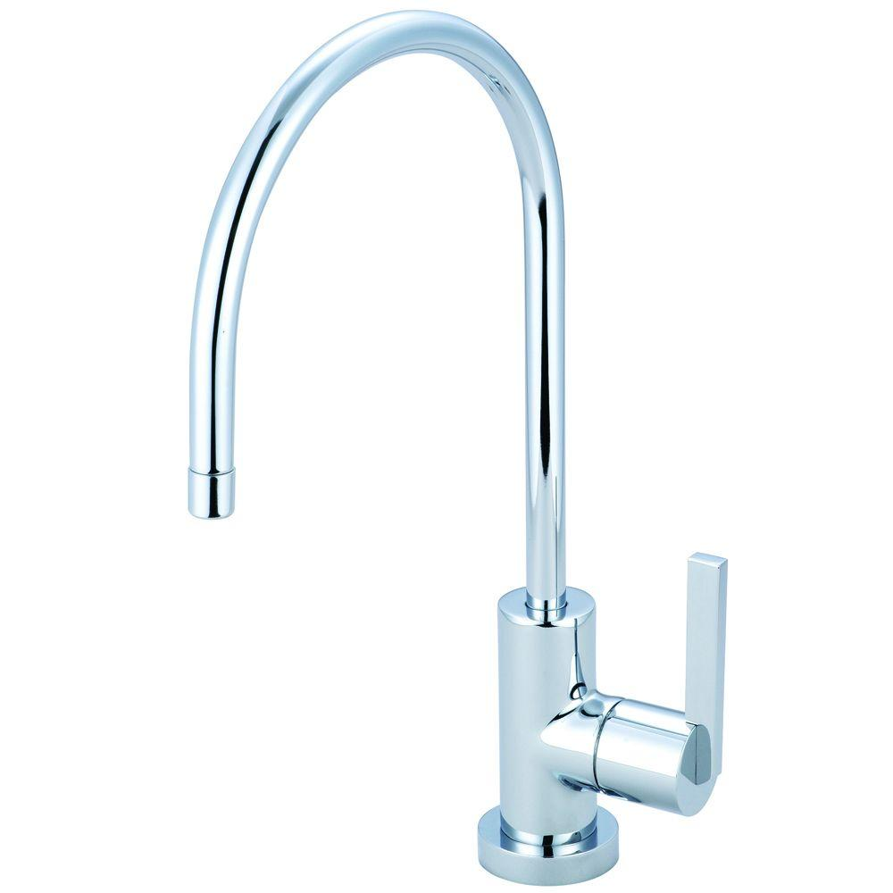 Kingston Brass Replacement Drinking Water Filtration Faucet In Chrome For Filtration Systems