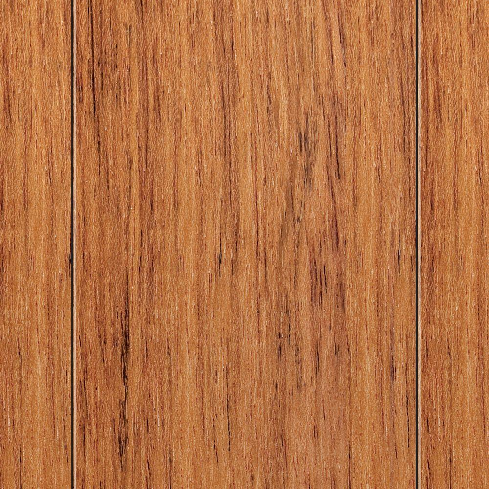 Home Legend Brazilian Cherry Natural Solid Hardwood Flooring - 5 in. x 7 in. Take Home Sample-DISCONTINUED
