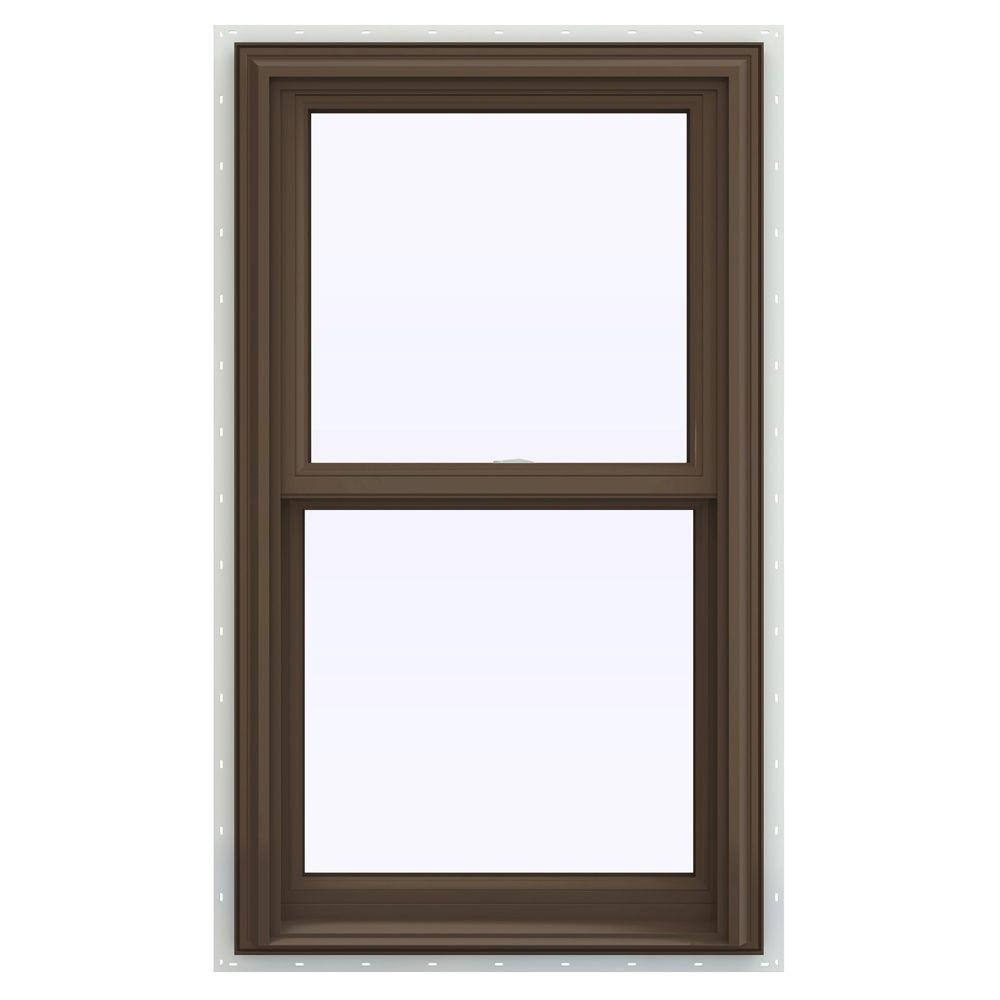 23.5 in. x 35.5 in. V-2500 Series Double Hung Vinyl Window