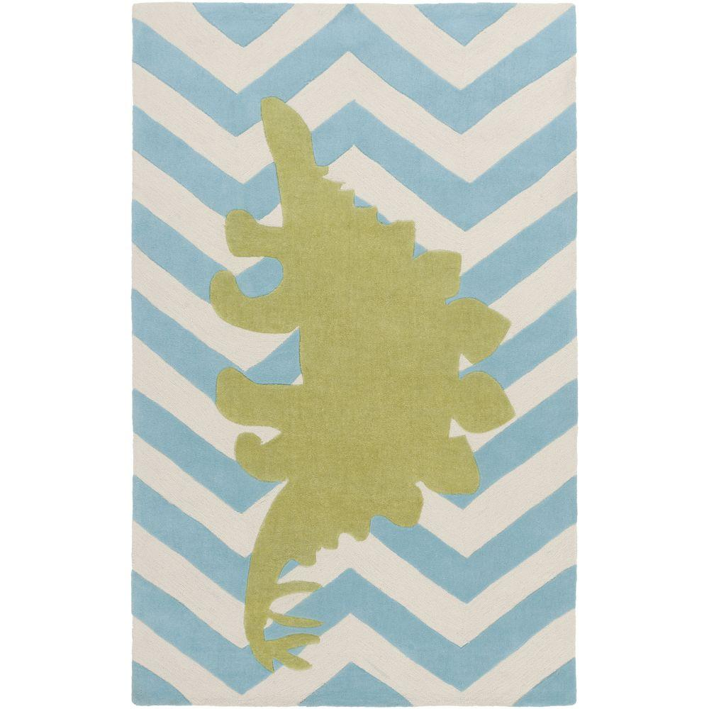 Linah Lime (Green) 8 ft. x 11 ft. Indoor Area Rug