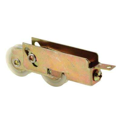 1-1/4 in. Nylon Ball Bearing Sliding Door Tandem Roller Assembly