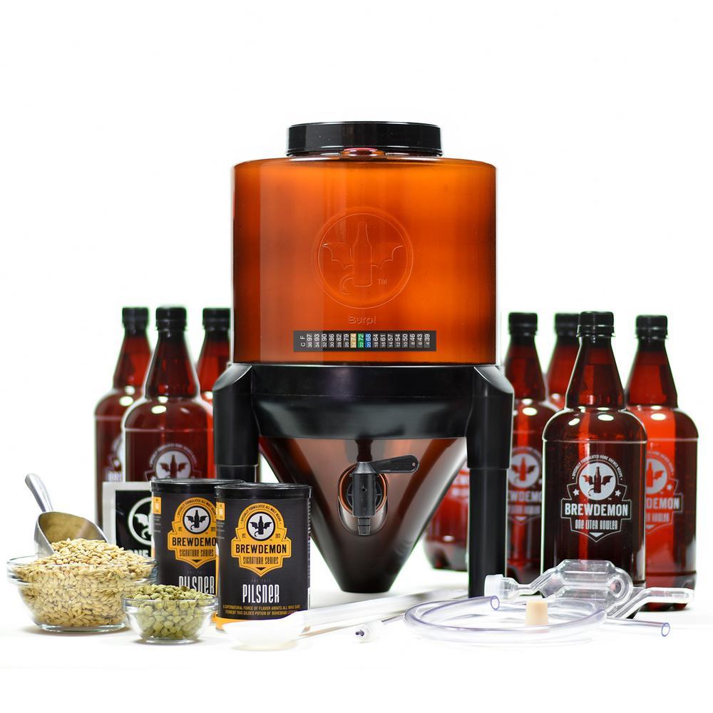BrewDemon Signature Beer Brewing Kit