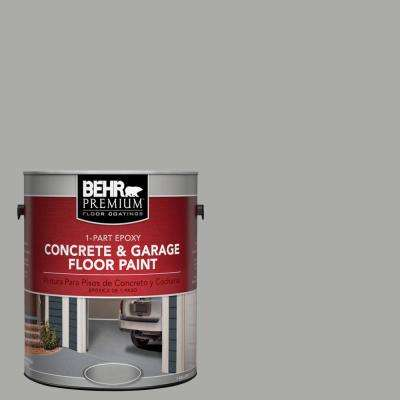 1 gal. #PPF-39 Cool Granite 1-Part Epoxy Concrete and Garage Floor Paint