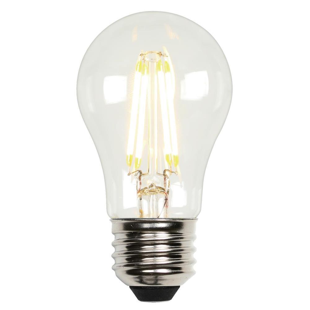 40w Equivalent Soft White Vintage Filament A19 Dimmable: Westinghouse 40W Equivalent Soft White A15 Dimmable
