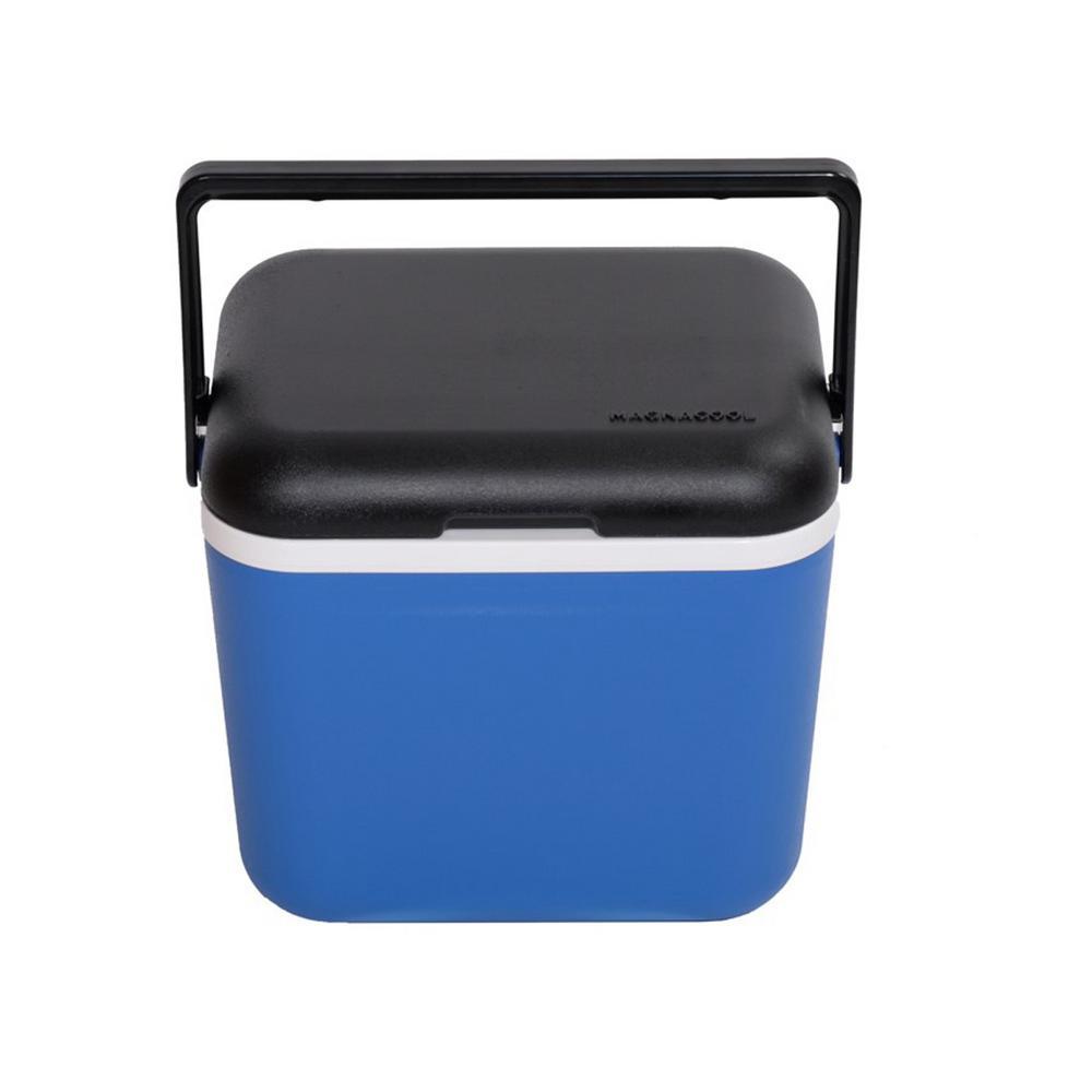 Magnetic Blue hard cooler