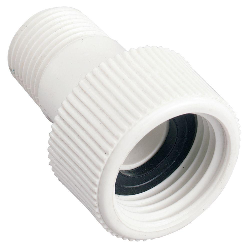 Orbit 1/2 in. MNPT x 3/4 in. FHT PVC Swivel