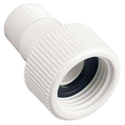 1/2 in. MNPT x 3/4 in. FHT PVC Swivel