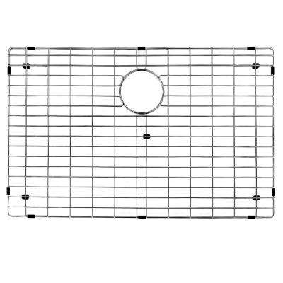 27.5 in. x 16.625 in. Kitchen Sink Bottom Grid