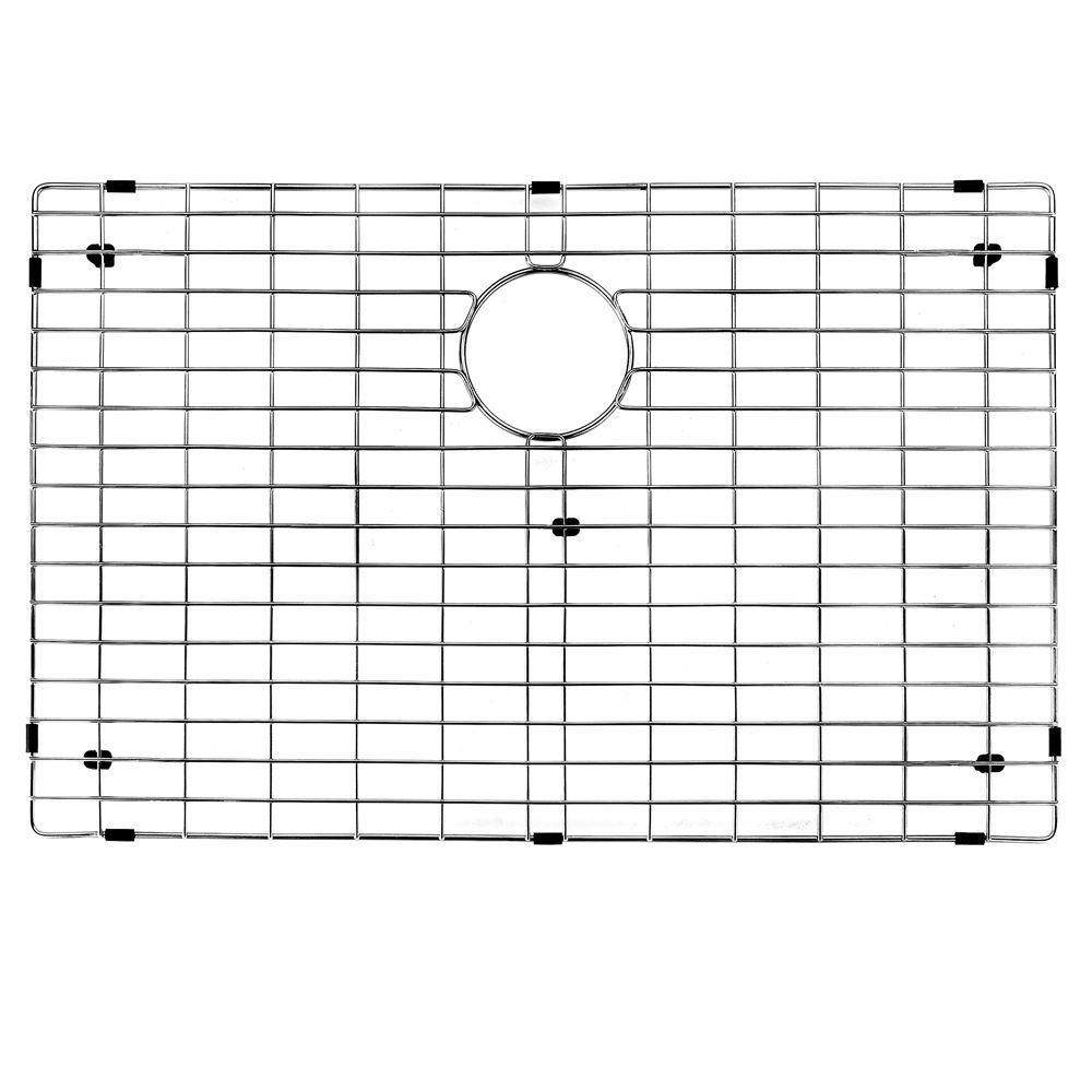 27.5 in. x 16.625 in. Kitchen Sink Bottom Grid