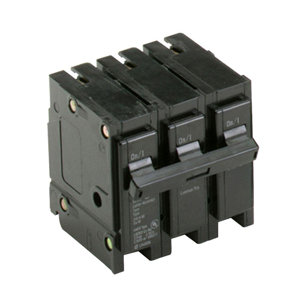 100 Amp 3 in. Triple Pole Type BR Circuit Type CHF
