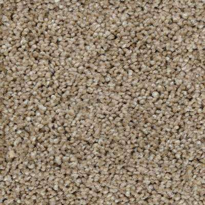 Carpet Sample - Trendy Threads I - Color Kensington Texture 8 in. x 8 in.