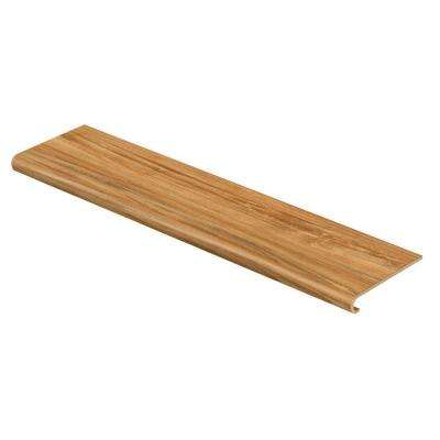 Vintage Oak Natural/Pasture Oak 47 in. Long x 12-1/8 in. Deep x 1-11/16 in. Height Vinyl to Cover Stairs 1 in. Thick