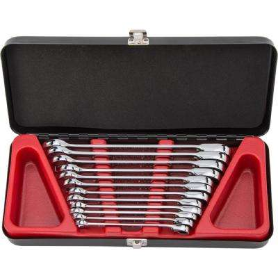 Combination Wrench Set (12-Piece)