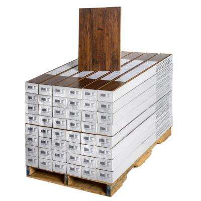 Cotton Valley Oak 12 mm Thick x 4-15/16 in. Wide x 50-3/4 in. Length Laminate Flooring (672 sq. ft. / pallet)