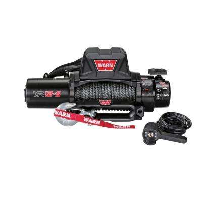 VR12-S 12,000 lb. Winch with Synthetic Rope