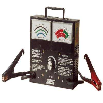 Carbon Pile Battery Tester