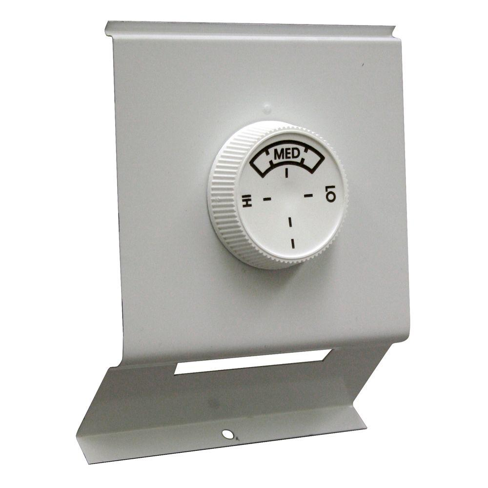 Fahrenheat Non-Programmable Unit Mounted Electric Baseboard Thermostat