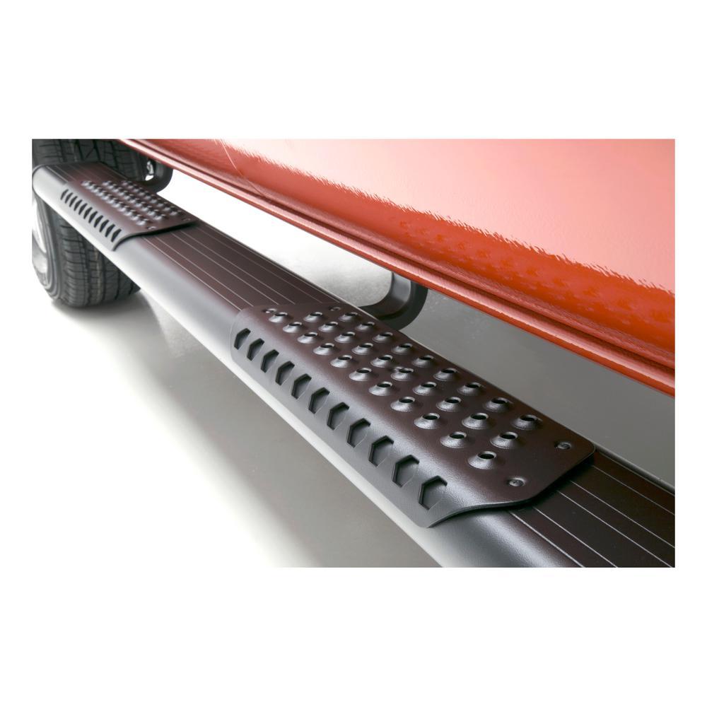 3500 Select Ram ProMaster 1500 2500 LUVERNE 584254-571473 O-Mega II 54-Inch Black Aluminum Passenger Side Step