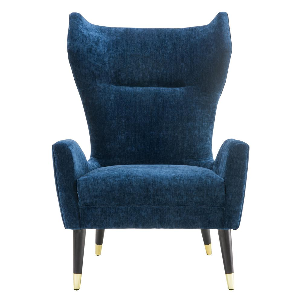 Famous Wingback Chair - Accent Chairs - Chairs - The Home Depot UF86