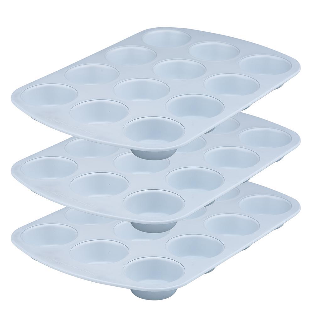 Range Kleen Cerama Bake 12-Cup Muffin Pan 1816