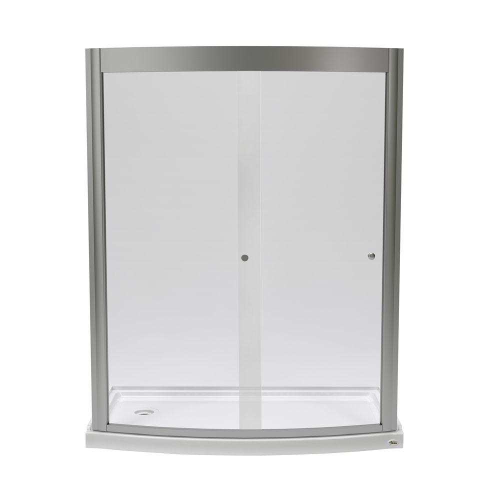 Replacement Shower Door Frame Compare Prices At Nextag