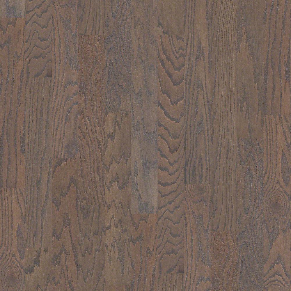 Take Home Sample - Bradford Oak Barnboard Oak Engineered Hardwood Flooring - 5 in. x 8 in.
