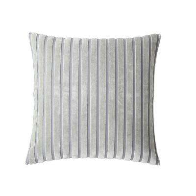 Morgan Home Avery Green Stripe 18 in. Throw Pillow Cover
