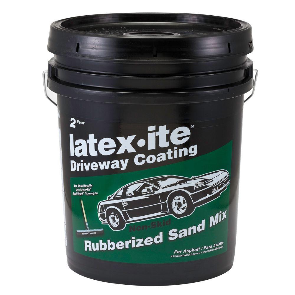 4.75 Gal. Sand-Mix Driveway Coating