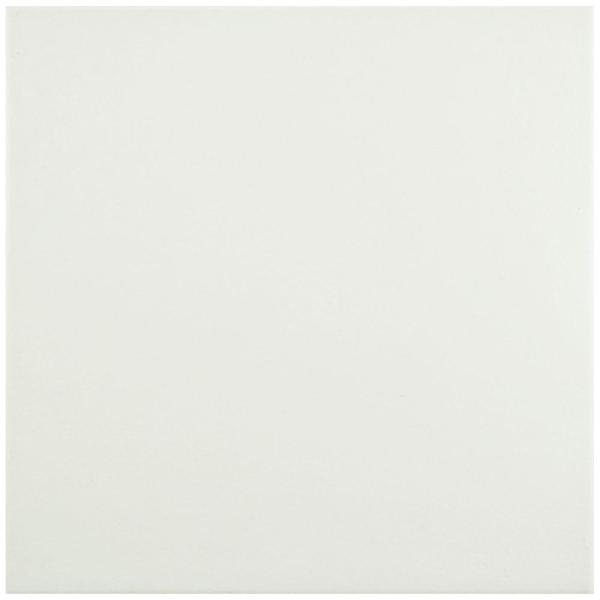 Hidraulico Blanco 9-3/4 in. x 9-3/4 in. Porcelain Floor and Wall Tile (11.11 sq. ft. / case)