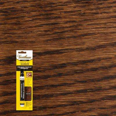 .33 oz. Red Oak  Wood Stain Furniture & Floor Touch Up Marker  (8-Pack)