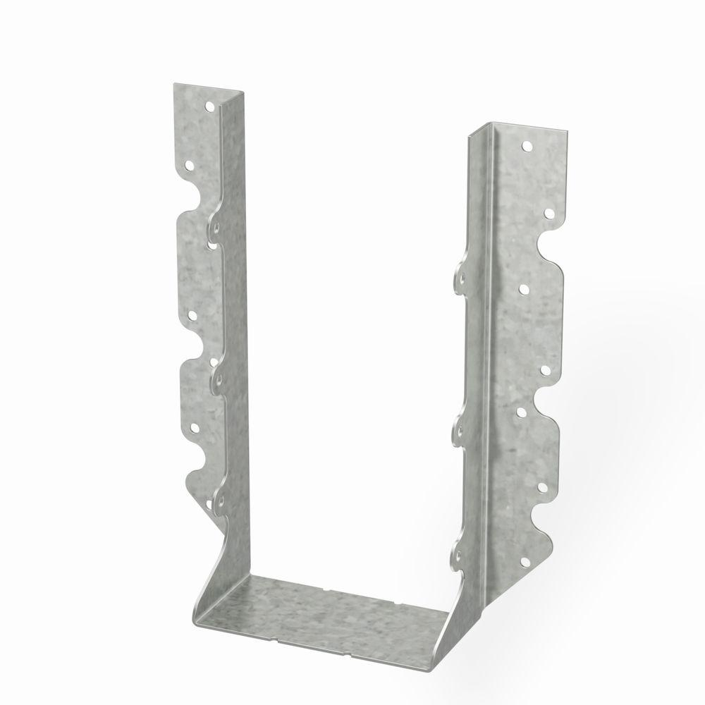4 in. x 10 in. Rough Face Mount Joist Hanger