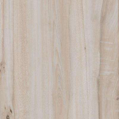 Take Home Sample - White Maple Luxury Vinyl Plank Flooring - 4 in. x 4 in.