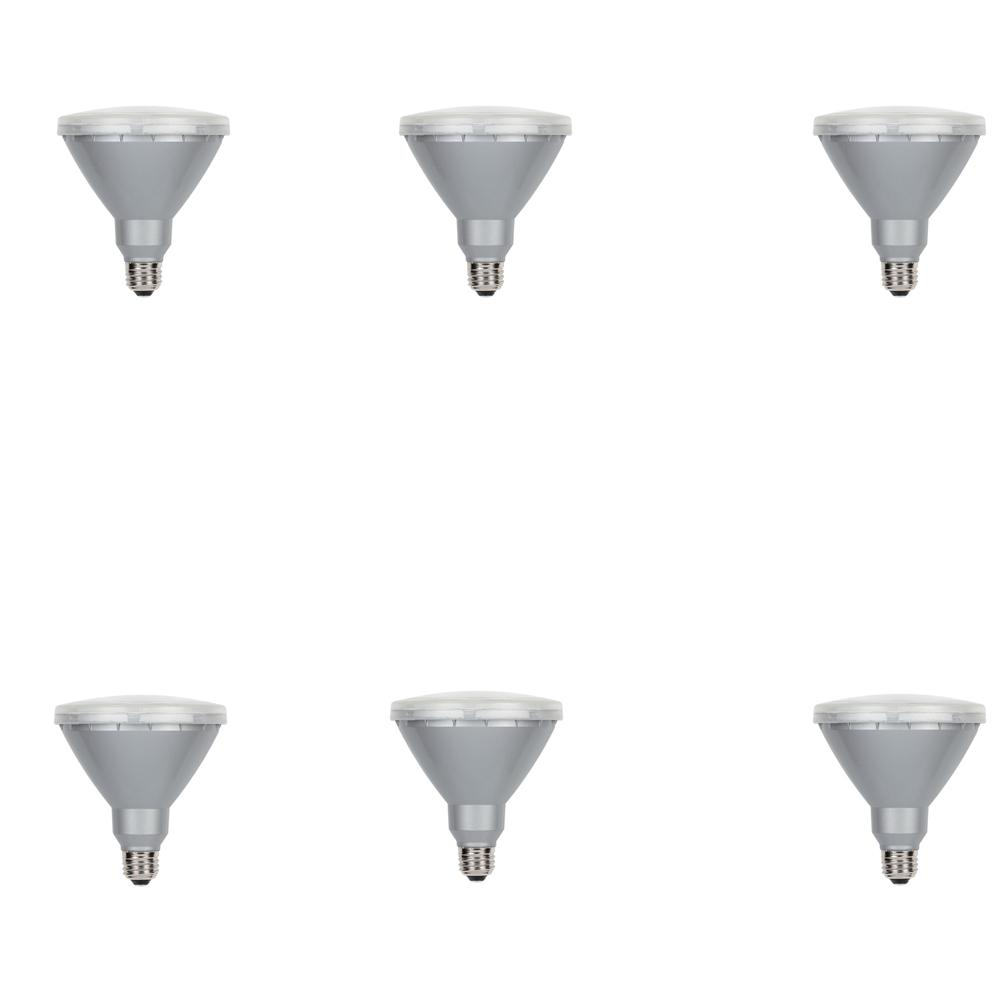 Westinghouse Westinghouse 90W Equivalent Daylight PAR38 LED Flood Light Bulb (6-Pack)