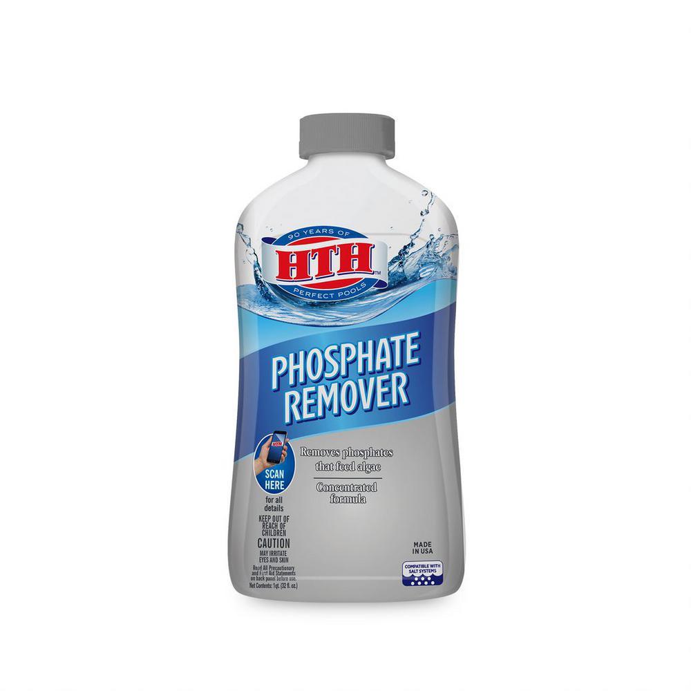 1 Qt. Phosphate Remover Pool Balancer