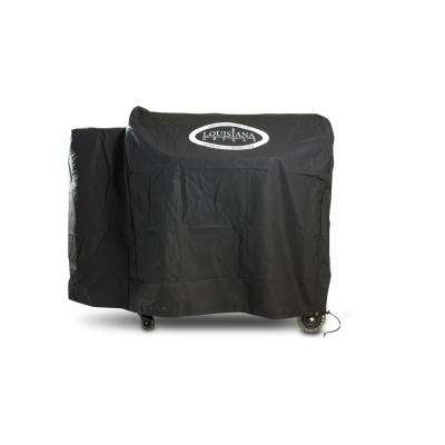 LG900 Grill Cover with Logo