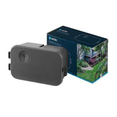 Outdoor Enclosure for 2nd Generation and 3rd Generation Sprinkler Controller
