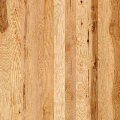Take Home Sample - Western Hickory Meadow Solid Hardwood Flooring - 3-1/4 in. x 8 in.