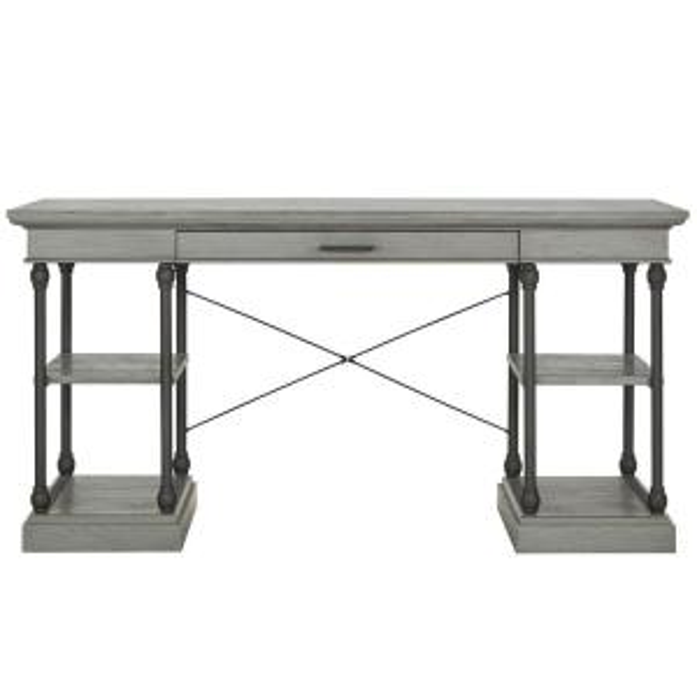 Manor Drive Grey Desk
